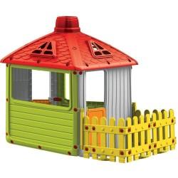 DOLU Градинска къща с ограда CITY HOUSE