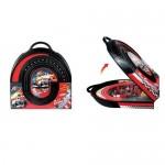 Ocie Състезателна Писта Куфар Speed Racing с 2 коли