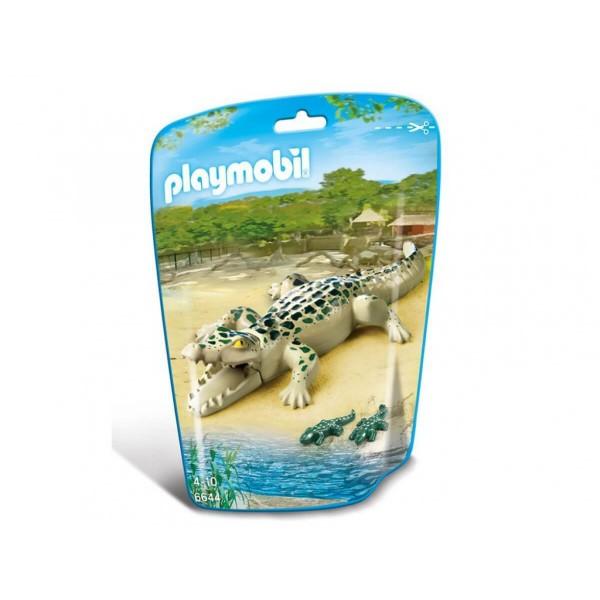 Плеймобил Алигатор с малко