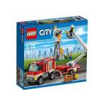 Лего сити спомагателен пожарникарски камион