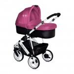 Бебешка количка Monza 3 Rose&Black