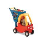 Little Tikes Кола за пазаруване червено със синьо