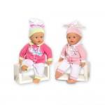 LT Кукла Dolly със столче за кола 37см