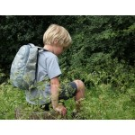LittleLife Adventurer детска раница камуфлаж 6 литра