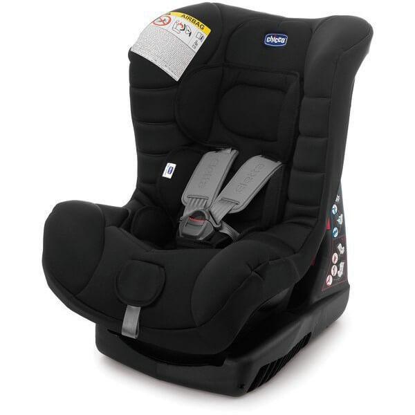 Стол за кола Eletta черен