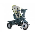 Smart Trike Детска триколка Explorer 5 in 1 сива