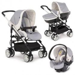 Детска количка TRIO MYCITY grey
