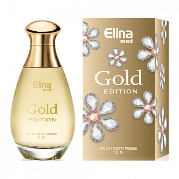 Парфюм Elina Gold Women 100ml