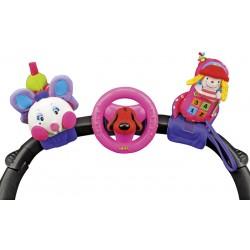 Занимателни играчки за количка Fairy Trio
