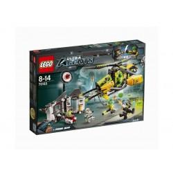 Лего Агенти Токсичния срив на токсиката