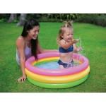 Intex Бебешки надуваем басейн