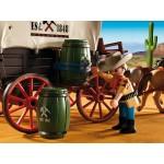 Плеймобил Уестърн карета с кочияши