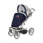 Детска количка Laguna Blue Fashion