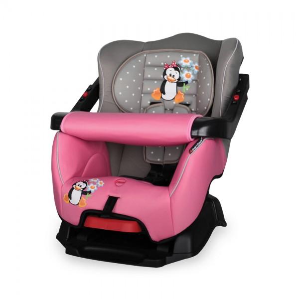 Стол за кола Bumper Grey&Pink Penquin