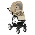 Бебешка количка Mia Beige