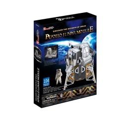 3D Пъзел Space Series Apollo Lunar Module