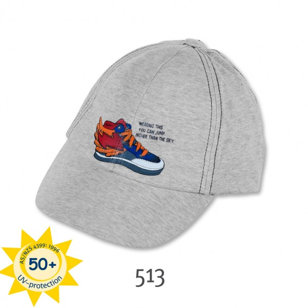 Детска бейзболна шапка с UV 5-+ защита