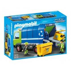 Плеймобил Камион за отпадъци