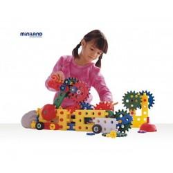 Miniland Конструктор Млад инжинер Зъбни колела