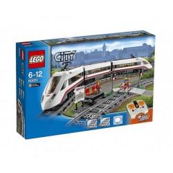 Лего Сити Скоростен пътнически влак