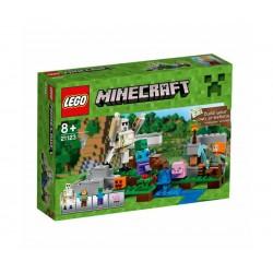 Лего Майнкрафт Железният голем