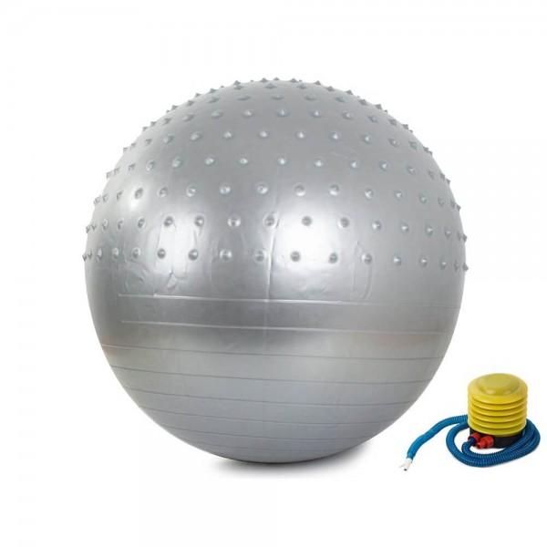 Фитнес топка за упражнения 75 см