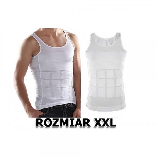 Мъжка тениска за отслабване XXL