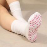 Самозагряващи се чорапи Бели