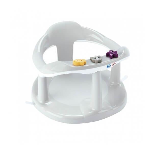Thermobaby седалка за къпане сив