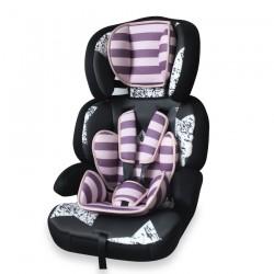 Стол за кола Junior Premium Pink&Blak Stars