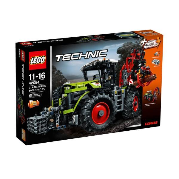 Лего Техник CLAAS XERION 5000 TRAC VC