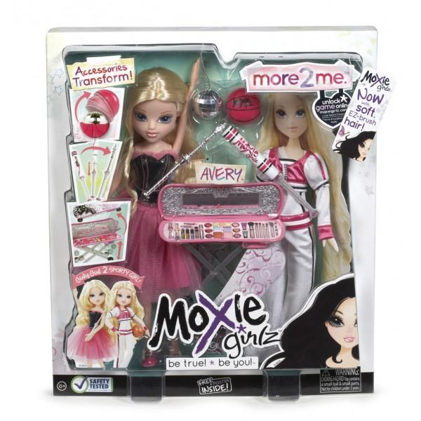 Кукла More 2 Me