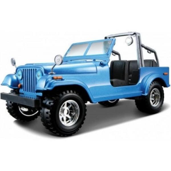 Бижу колекция Jeep Wrangler