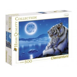 Clementoni 500ч. Пъзел Lullaby