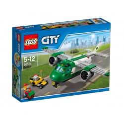 Лего Сити Товарен самолет