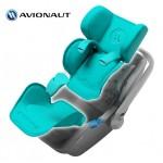 Avionaut Столче за кола Jet синьо