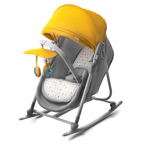 Люлка Unimo 5в1 жълта