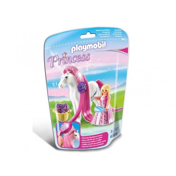Плеймобил принцеса розали с кон