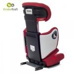 Столче за кола Expander IsoFix червено