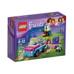 Лего Френдс Изследователската кола на Оливия