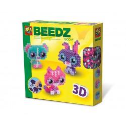 Сес Мъниста 3D животни приятели
