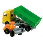 Androni Камион със строителна машина