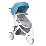 Бебешка количка Monza 3 Grey