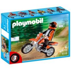 Плеймобил Мотор за мотокрос