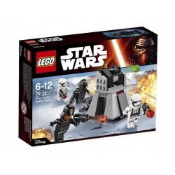 Лего Стар Уорс Боен комплект First Order
