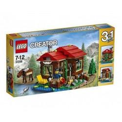 Лего Криейтър Къща на брега на езерото