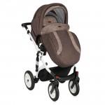Бебешка количка Mia Brown