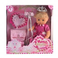 Bambolina Кукла Nena принцеса