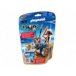 Плеймобил оръдие с пират