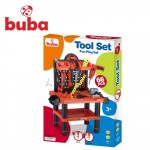 Buba Bricolage детски комплект куфар с инструменти